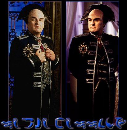 Just a few from....Babylon 5 Londo3